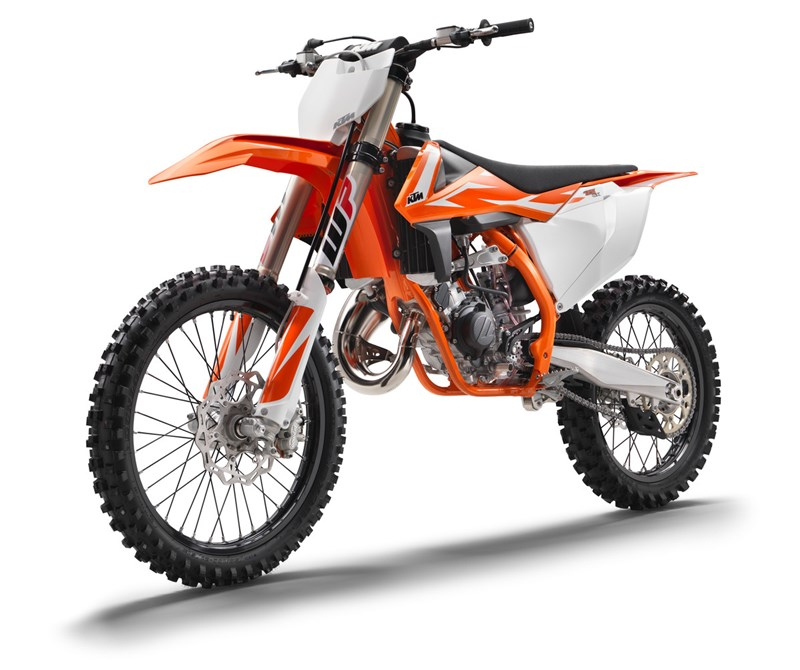 2018 KTM 125 SX For Sale at CyclePartsNation