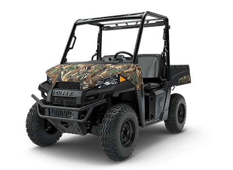 2018 Polaris Ranger EV Li-Ion