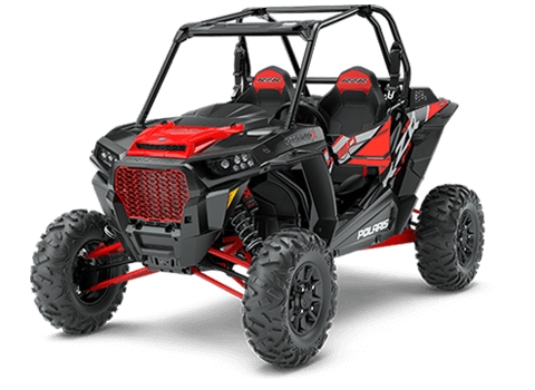 2018 Polaris RZR XP Turbo EPS DYNAMIX Edition