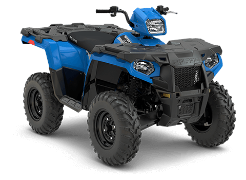 2018 Polaris Sportsman 450 HO EPS