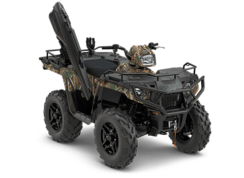 2018 Polaris Sportsman 570 Hunter Edition
