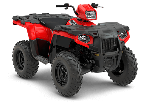 2018 Polaris Sportsman 570