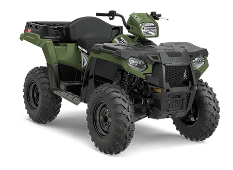 2018 Polaris Sportsman X2 570 EPS