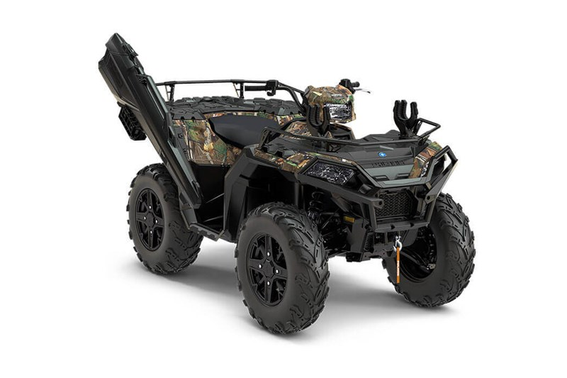 2018 Polaris Sportsman XP1000 Hunter Edition