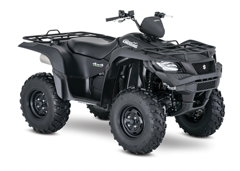 2018 Suzuki KingQuad 500AXi Power Steering Special Edition