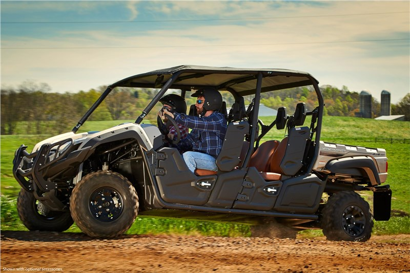 Yamaha Viking  Seater Ranch Edition