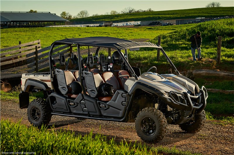 2018 yamaha viking vi eps ranch edition for sale at for Yamaha viking 6 seater top speed