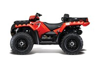2013 Polaris SPORTSMAN® X2 550
