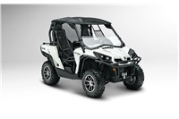 2014 Can-Am Commander Limited 1000