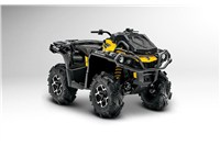 2014 Can-Am Outlander 650 X mr