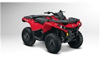 2014 Can-Am Outlander 800R