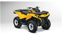 2014 Can-Am Outlander DPS 650