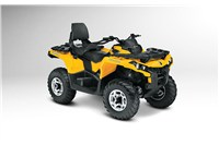 2014 Can-Am Outlander MAX DPS 1000