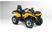2014 Can-Am Outlander MAX DPS 800R