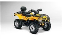 2014 Can-Am Outlander MAX XT 400