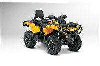 2014 Can-Am Outlander MAX XT 800R