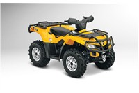 2014 Can-Am Outlander XT 400