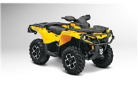 2014 Can-Am Outlander XT 500
