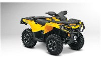 2014 Can-Am Outlander XT 800R
