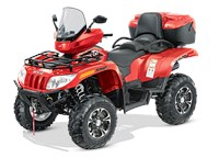 2015 Arctic Cat TRV 550 LIMITED EPS