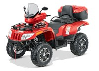 2015 Arctic Cat TRV 700 LIMITED EPS