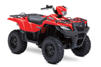 2015 Suzuki KingQuad 750AXi Power Steering
