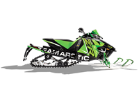 2016 Arctic Cat ZR 6000 RR (129)