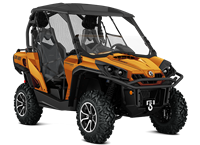 2016 Can-Am COMMANDER LIMITED
