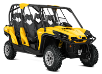 2016 Can-Am COMMANDER MAX XT