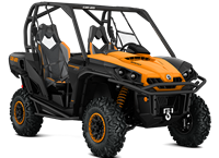 2016 Can-Am COMMANDER XT-P