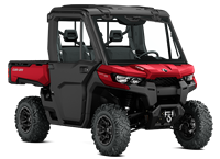 2016 Can-Am DEFENDER XT CAB