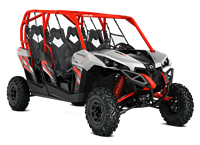 2016 Can-Am MAVERICK MAX DPS