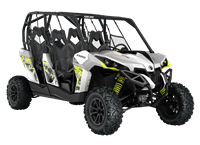 2016 Can-Am MAVERICK MAX TURBO