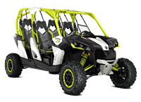 2016 Can-Am MAVERICK MAX X DS