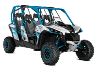 2016 Can-Am MAVERICK MAX X DS TURBO