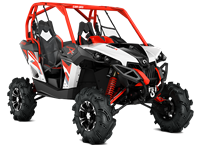 2016 Can-Am MAVERICK X MR