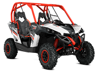 2016 Can-Am MAVERICK X XC
