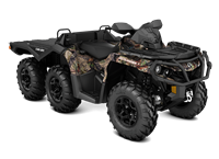 2016 Can-Am OUTLANDER 6x6 XT 650