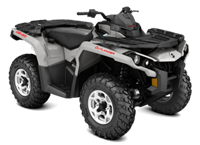 2016 Can-Am OUTLANDER DPS 650