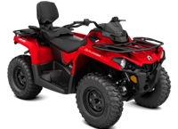 2016 Can-Am OUTLANDER L MAX 450