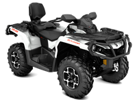 2016 Can-Am OUTLANDER MAX XT 650