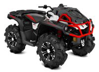 2016 Can-Am OUTLANDER X MR 850