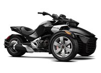 2016 Can-Am SPYDER F3 6-Speed Semi-Automatic