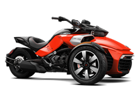 2016 Can-Am SPYDER F3-S 6-Speed Semi-Automatic