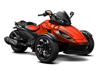 2016 Can-Am SPYDER RS-S 5-Speed Semi-Automatic