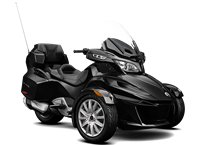 2016 Can-Am SPYDER RT 6-Speed Manual