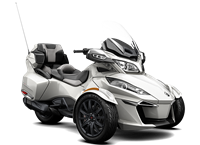 2016 Can-Am SPYDER RT-S 6-Speed Semi-Automatic