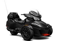 2016 Can-Am SPYDER RT-S Special Series