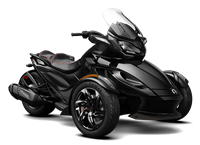 2016 Can-Am SPYDER ST-S