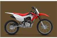 2016 Honda CRF125F (BIG WHEEL)